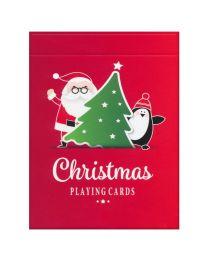 Kerstmis speelkaarten