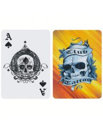 Oranje Bicycle Club Tattoo playing cards