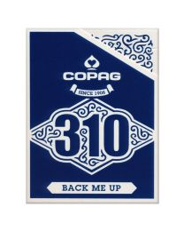 COPAG 310 Playing Cards Back Me Up