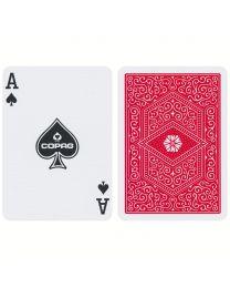 COPAG 310 speelkaarten rood