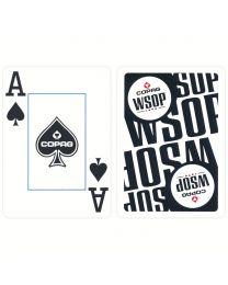 COPAG WSOP kaarten zwart