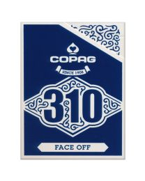 COPAG 310 Face Off Deck Blue