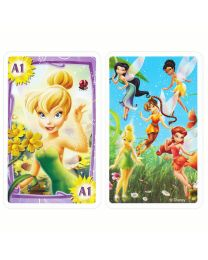 Disney Fairies TinkerBell Kwartetspel Speelkaarten