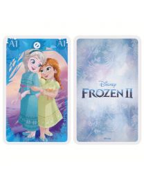 Disney Frozen II 4 in 1 kaart spelletjes