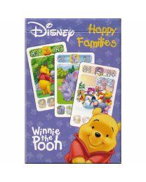 Disney Happy Families Kwartetspel Winnie de Poeh