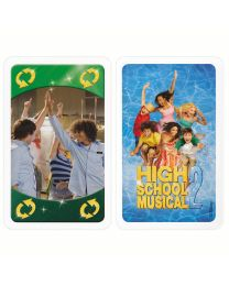 Disney High School Musical 2 speelkaarten