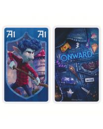 Disney Pixar Onward 4 in 1 Card Games