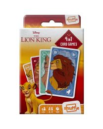 Disney The Lion King 4 in 1 kaartspel