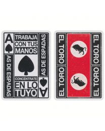 El Toro Playing Cards