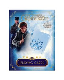 Fantastic Beasts: The Crimes of Grindelwald Playing Cards