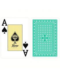818 Poker Fournier speelkaarten groen