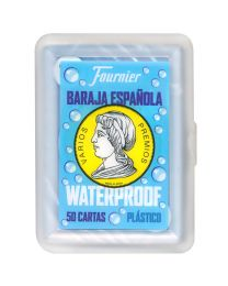Fournier Baraja Española waterproof speelkaarten