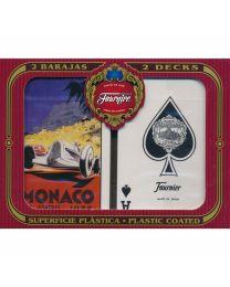 Fournier Monaco Gran Prix Bridge Speelkaarten