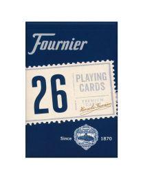 Fournier Nº 26 bridge kaarten blauw