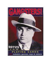 Gangsters Speelkaarten Piatnik