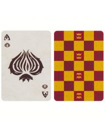Harry Potter Gryffindor Playing Cards