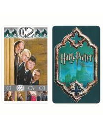 Harry Potter Kwartet kaarten en de orde van de Fenix
