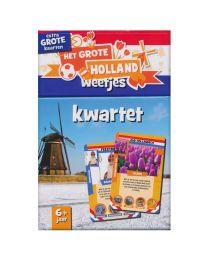 Het Grote Holland Weetjes Kwartet