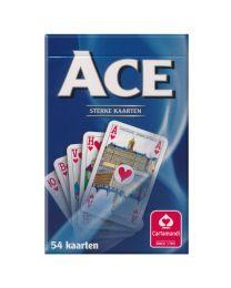 Ace Hollandse speelkaarten bridge blauw