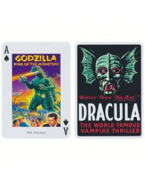 Horror Movies Playing Cards Piatnik