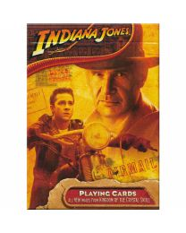 Indiana Jones Playing Cards and the Kingdom of the Crystal Skull