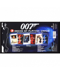 James Bond cadeau set