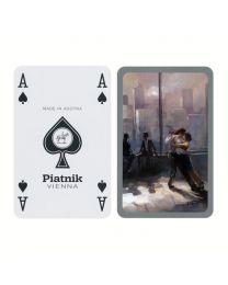 Jazz speelkaarten bridge double deck Piatnik