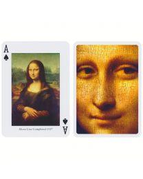 Leonardo speelkaarten Piatnik