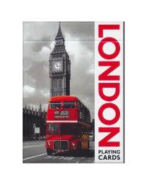 Londen speelkaarten Piatnik