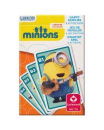 Minions Kwartet & Actiespel