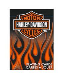Harley Davidson speelkaarten Bicycle