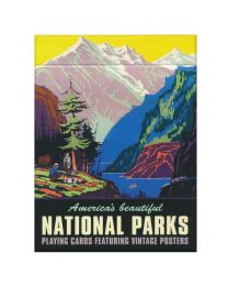 National Parks Playing Cards Piatnik
