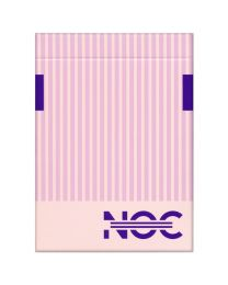 Limited edition NOC3000X2 roze speelkaarten