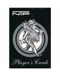NTP Black Jack Cards rood