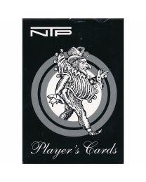NTP Black Jack Cards rood
