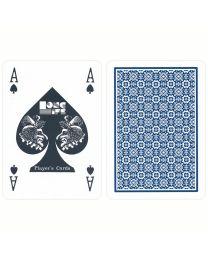 NTP poker cards blue
