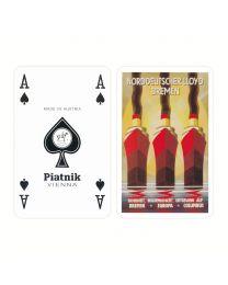 Piatnik dubbel deck Art Deco Liners