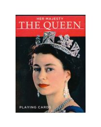 The Queen speelkaarten Piatnik