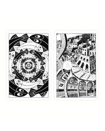 Piatnik M.C. Escher Speelkaarten