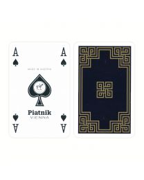 Piatnik president bridge playing cards set