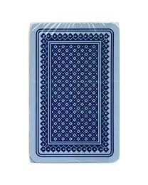 Franse speelkaarten piket deck blauw (32 kaarten)