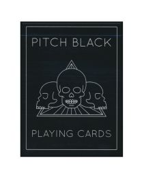 Pitch Black Playing Cards Second Edition