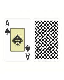 Plastic bridge playing cards COPAG Class Modern