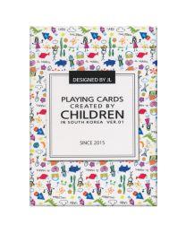 Kinder speelkaarten