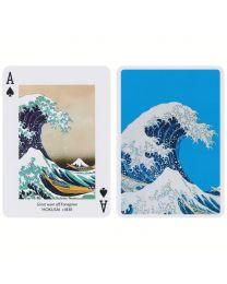 Japanse prenten speelkaarten Piatnik