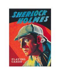 Sherlock Holmes speelkaarten Piatnik