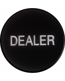 Poker Dealer Puck