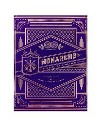 Purple Monarch speelkaarten