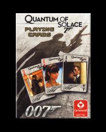 Speelkaarten Quantum of Solace