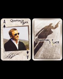 Quantum of Solace speelkaarten
